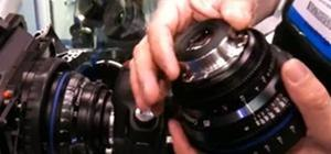 Zeiss Compact Primes CP.2 for Canon DSLR or PL Mount