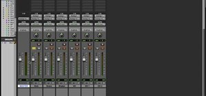 Produce and mix hip hop drums in Avid Pro Tools 9