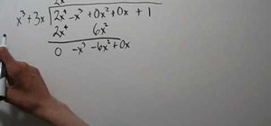Find slant (oblique) asymptotes of rational functions