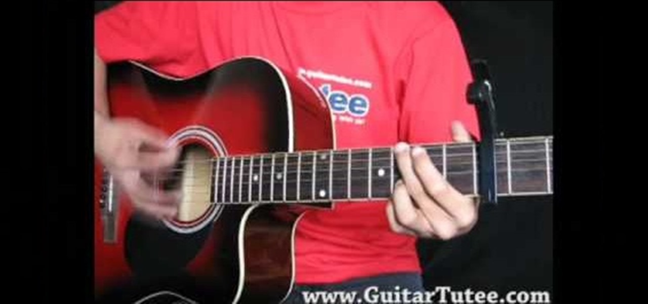 How To Play White Horse By Taylor Swift On Guitar Acoustic