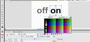 Create a sound on/off button in Flash
