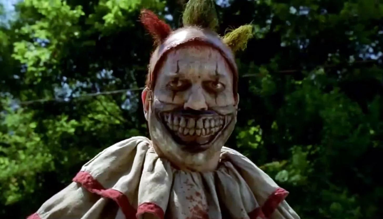 Twisty as seen in the preview for Episode 2. Image via American Horror Story Freak Show & AHS: DIY Twisty the Clown Makeup FX Ideas for Halloween « Halloween ...