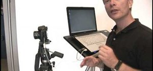 Shoot directly from your camera to your hard drive