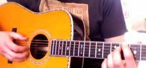 "Play ""Have You Forgotten"" by Mark Kozelek on guitar"