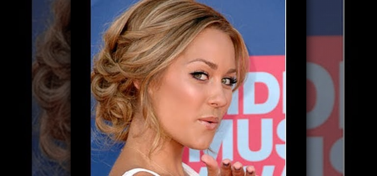 How to Get Lauren Conrad's braided updo from the VMA's ...