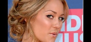 Get Lauren Conrad's braided updo from the VMA's