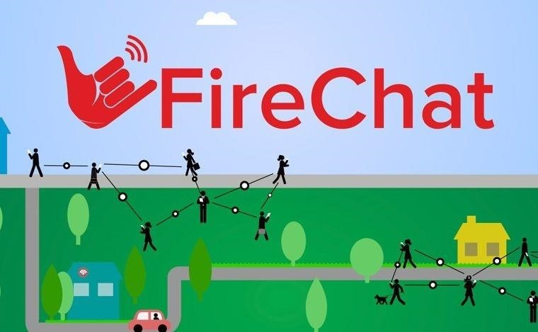Is FireChat the Future of the Internet?