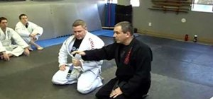Understand and execute a kimura shoulder lock