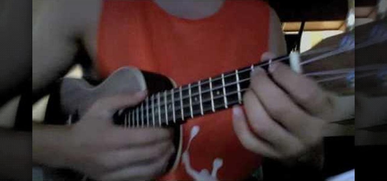 How To Play The Song Halo By Beyonc On Ukelele Ukulele