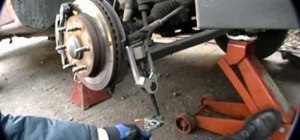 Check and replace a tie rod on your car