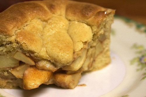 RECIPE: Russian Grandmothers' Apple Pie Cake