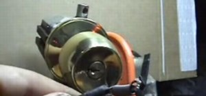How to Make a plug spinner for lock picking