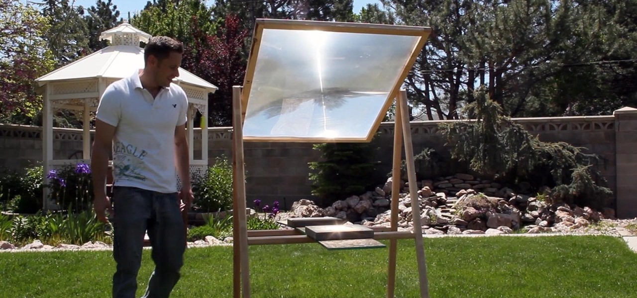Harness the Power of the Sun with Your Old TV