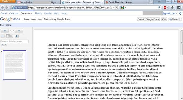 Tips and Tricks for Gmail