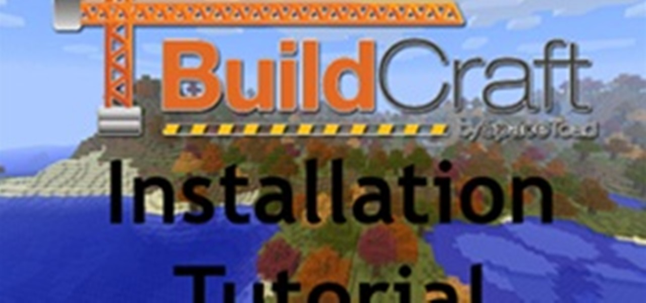 Install BuildCraft and IndustrialCraft