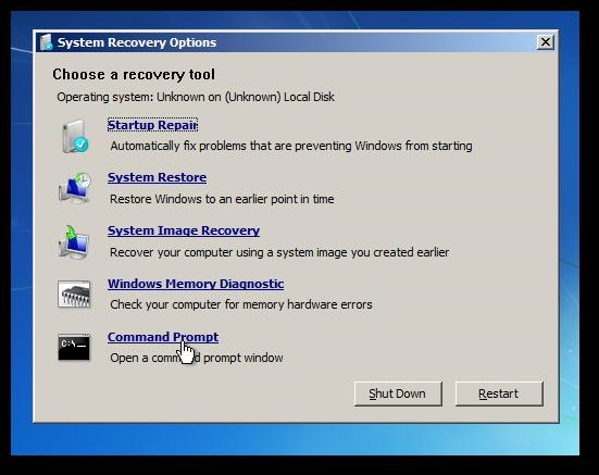 Windows 7 Won't Boot? Here's How To Fix Your Master Boot Record