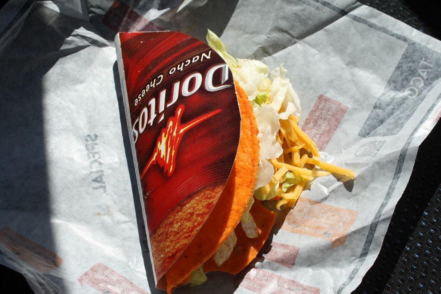 How to Clone Taco Bell's Doritos Locos Tacos at Home