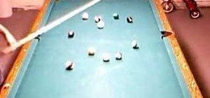 Practice the brainwashing drill in pool