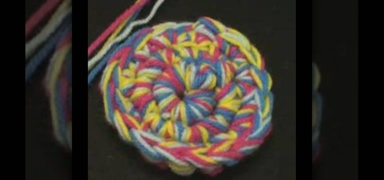 Crocheting With Two Strands Of Yarn : How to Do crochet with four strands of yarn ? Knitting & Crochet