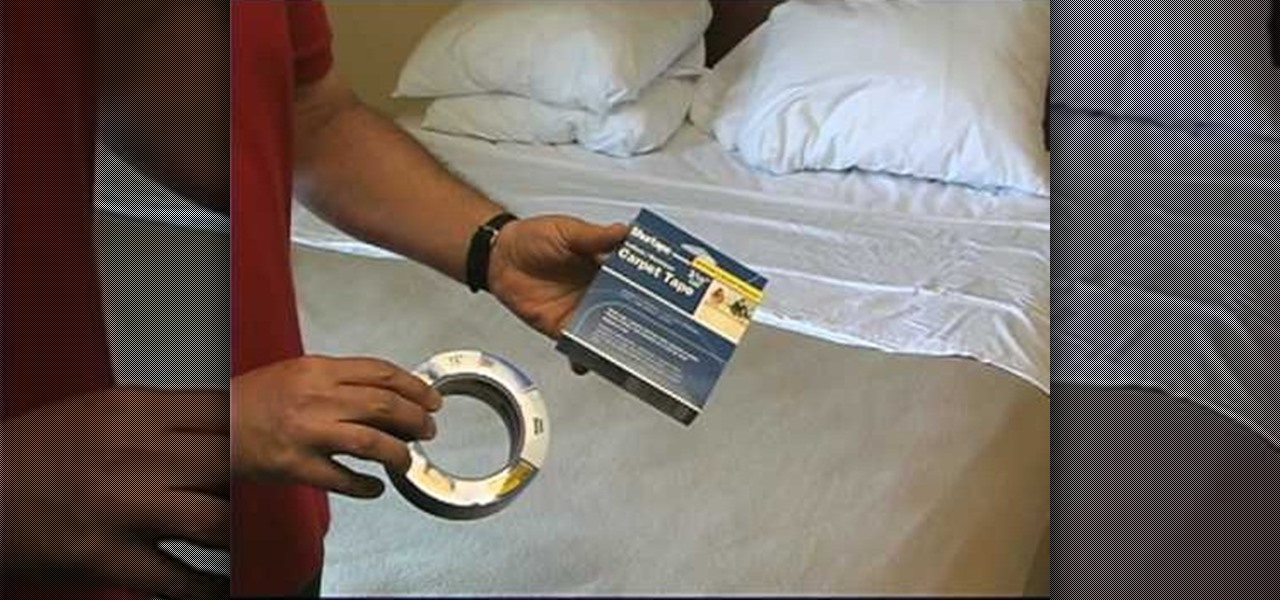 How To Detect Bed Bugs With Tape 171 Housekeeping Wonderhowto