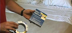 Detect bed bugs with tape
