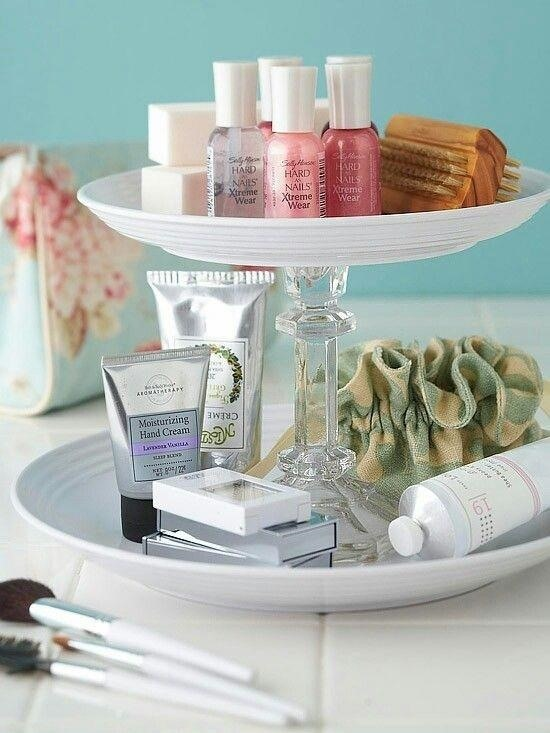 5 Cheap Life Hacks for Organizing Your Bathroom