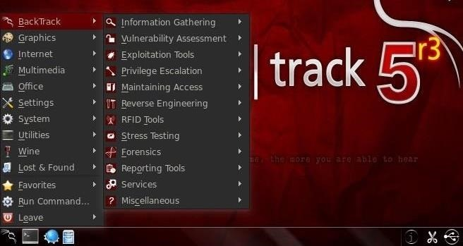 Hack Like a Pro: Getting Started with BackTrack, Your New Hacking System