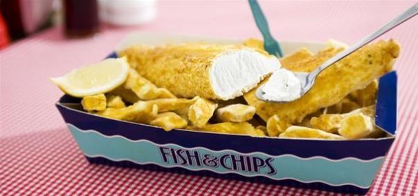 mmmmm Fishy Flavored Ice Cream