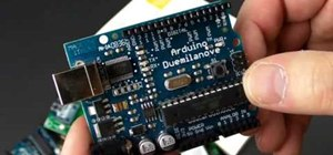 Control an LED with Arduino