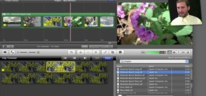 Use beat markers in Apple's iMovie 11