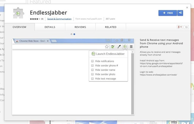 Remotely View & Send Text Messages from Your Android Phone Using Any Web Browser