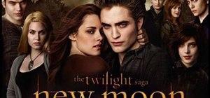Get Twilight New Moon Cullen inspired makeup