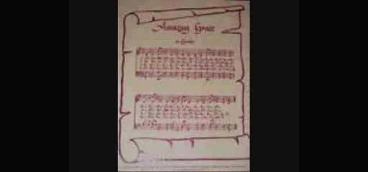 Soweto Gospel Choir - Amazing Grace Lyrics | MetroLyrics