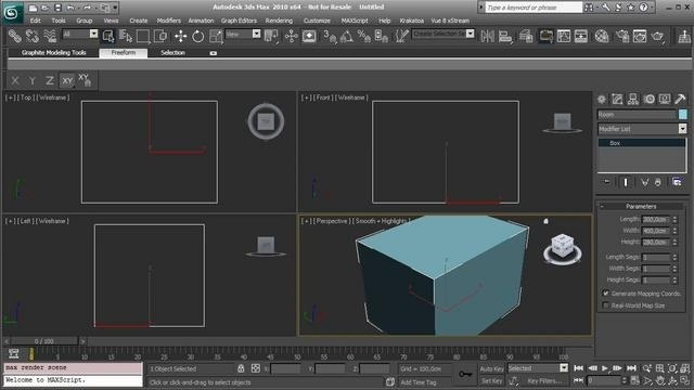 Work with multi-sub materials in Autodesk 3ds Max 2010