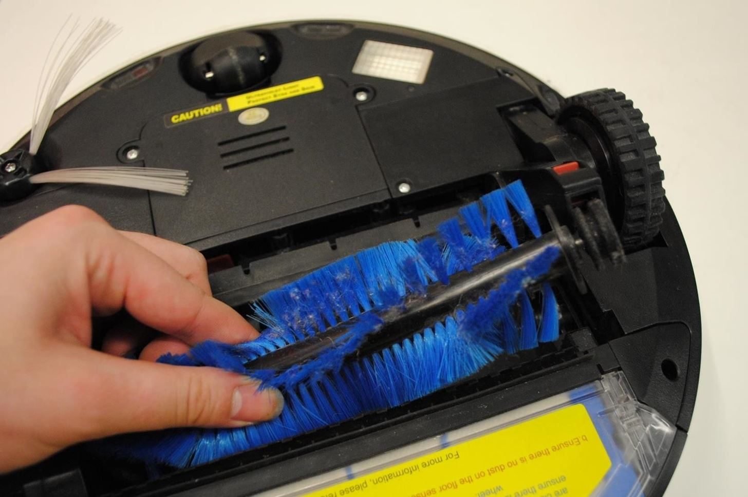 How to Clean bObi's Brushes, Dustbin, and HEPA Filter