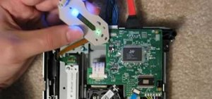 Flash LiteOn DG-16D2S XBox 360 disc drive firmware