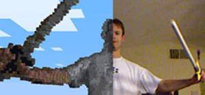 Turn Kinect Snapshots into 3D Statues in MineCraft