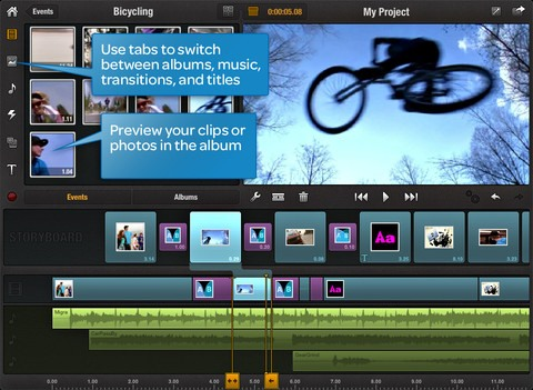 Watch Out iMovie: Avid Studio Is Now Available for iPad