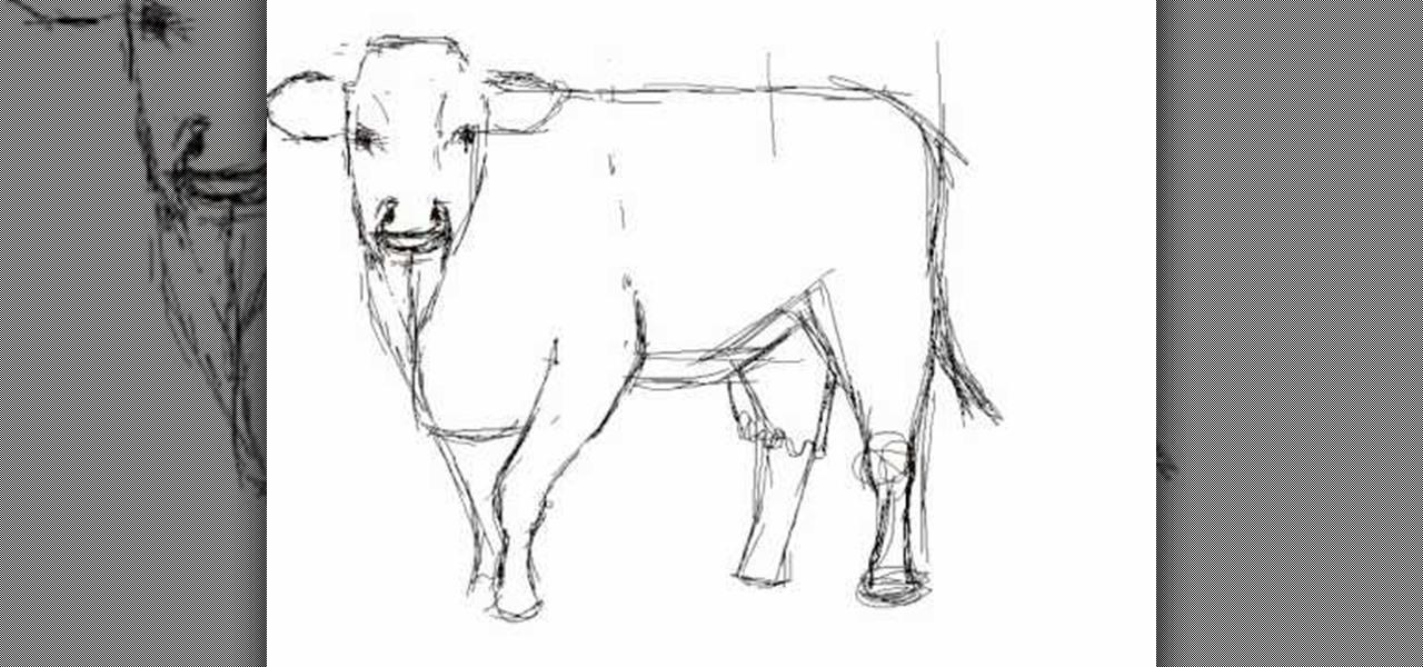 Simple Cow Head Drawing Draw-simple-cow-vaca.1280x600.jpg