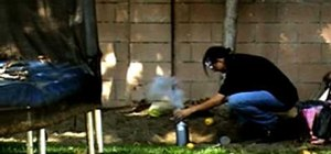 Make a simple dry ice bomb