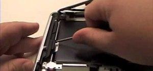 "Repair a MacBook Pro 13"" - Speaker removal"