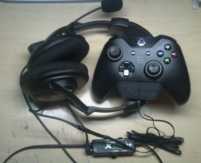 How to Use a Xbox 360 Headset On Xbox One