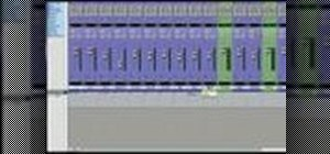 Group tracks in Pro Tools LE