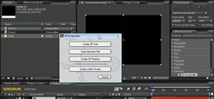 Use the 3D Invigorator After Effects plugin for 3D art