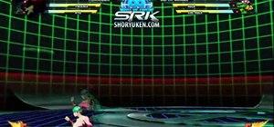 Fight as Morrigan in Marvel vs. Capcom 3