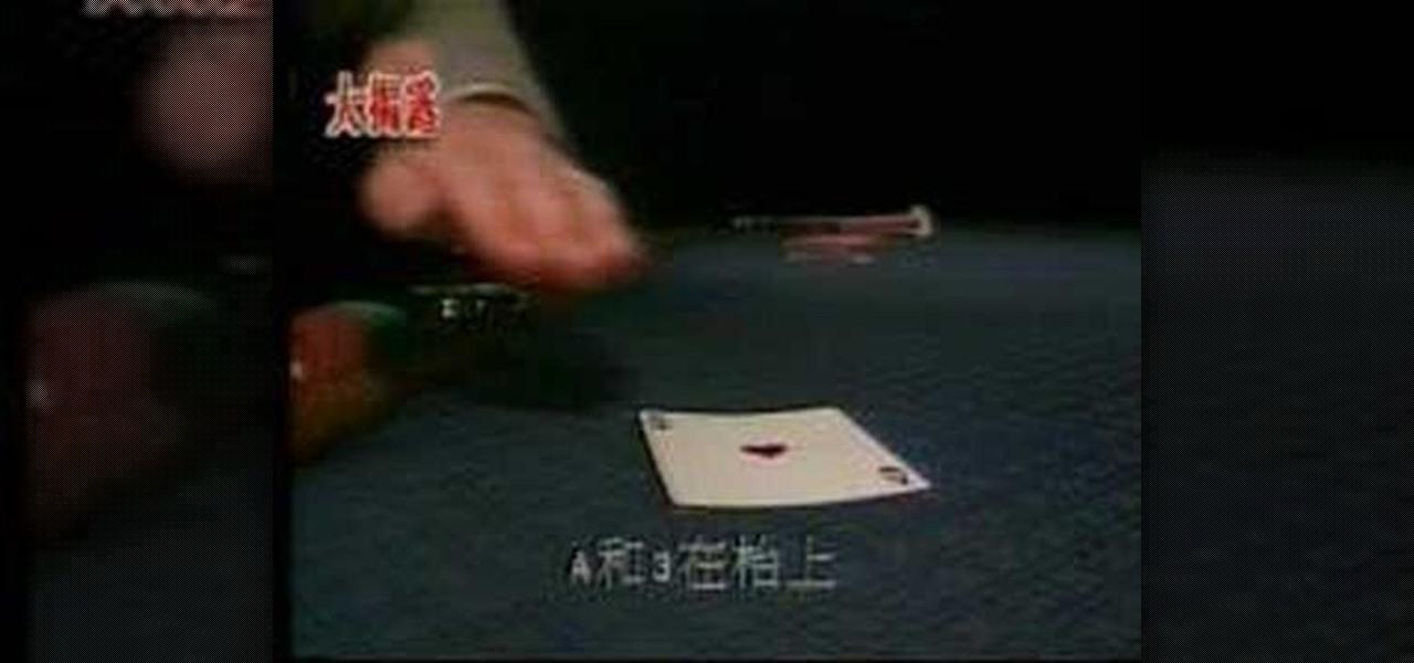 How To Cheat At Poker In The Casino Poker Wonderhowto