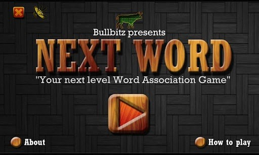 NEXT WORD: Your Next Level Word Association Game