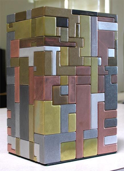 125 Piece Puzzle With a Deadly Secret