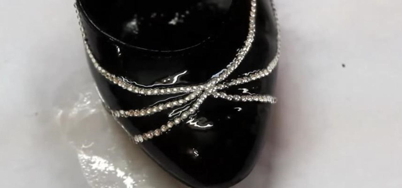 Bling Your Shoes?